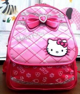 Tas Ransel Korea Pink jual tas sekolah anak tk sd terlengkap grosir tas anak