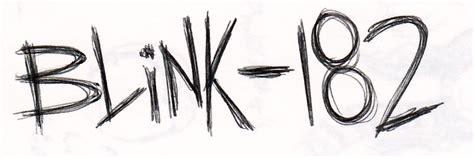 drawing blink 182 logo blink 182 logo by reneeyg on deviantart