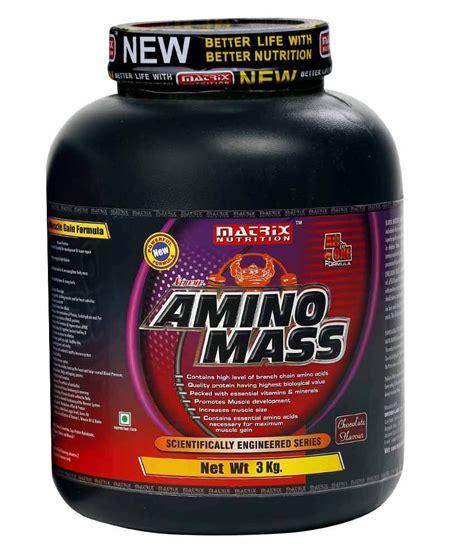 matrix nutrition amino mass 3 kg buy matrix nutrition amino mass 3 kg at best prices in