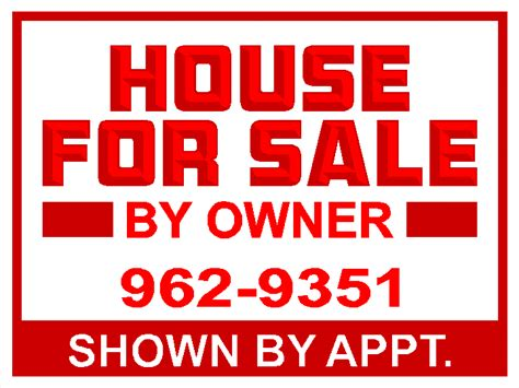 house for sale sign template madrat co