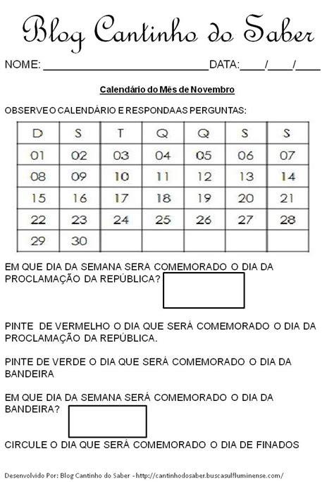 Carolina Da Fonseca Calendario 2010 Cantinho Do Saber Part 36
