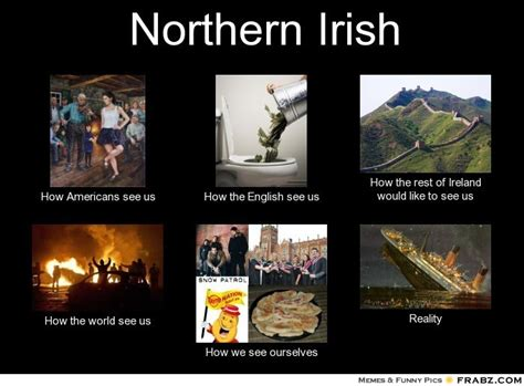 Irish Girl Tanning Meme - northern irish memes irish phrases slang