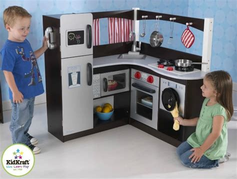 Boys Kitchen Set by 5 Wooden Play Kitchens That Appeal To Boys And