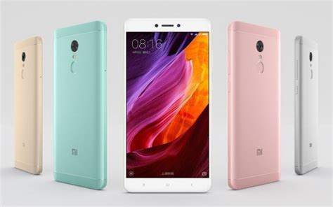 Xiaomi Redmi Note 4x Snapdragon Transformer Edition xiaomi redmi note 4x prices revealed gsmarena news