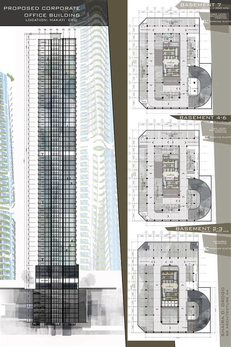 design 8 proposed corporate office buildling high rise 25 best images about parking on pinterest brisbane