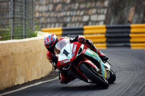 Motorradrennen Macao by Thirdrow Tarrow Macau Gp
