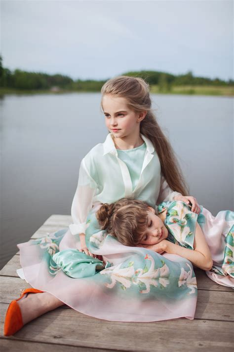 aristocrat kids water lily ss poster child magazine