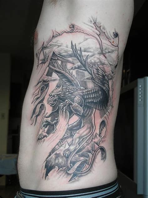 griffin tattoos designs best 25 griffin ideas on gryphon