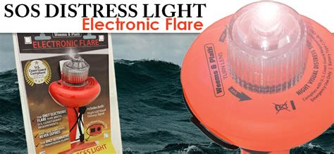 weems plath sos distress light america s boating channel