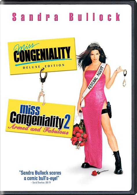 Armed And Fabulous by Miss Congeniality Dvd Release Date