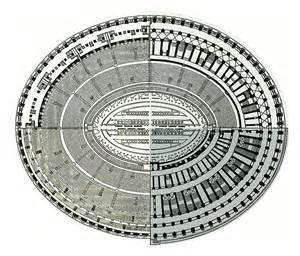 Cornice Material Anfiteatro Flavio O Colosseo Roma Dalla Realt 224 Al