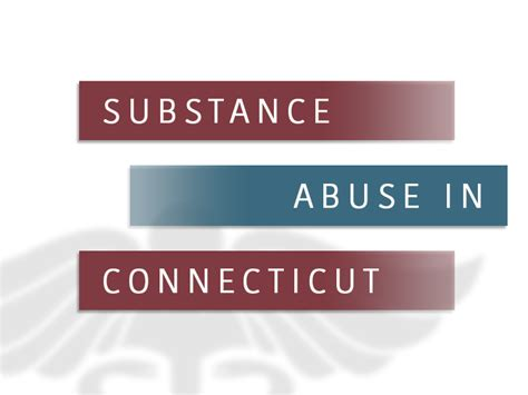 Methadone Detox Centers In Ct by Substance Abuse Resources And Rehabs In Connecticut