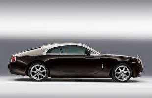 Rolls Royce Coup 2014 Rolls Royce Wraith Coupe Right Side Studio Egmcartech