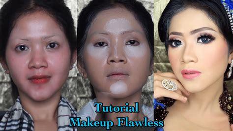 Make Up Pengantin Modern tutorial makeup flawless pengantin modern by ari izam