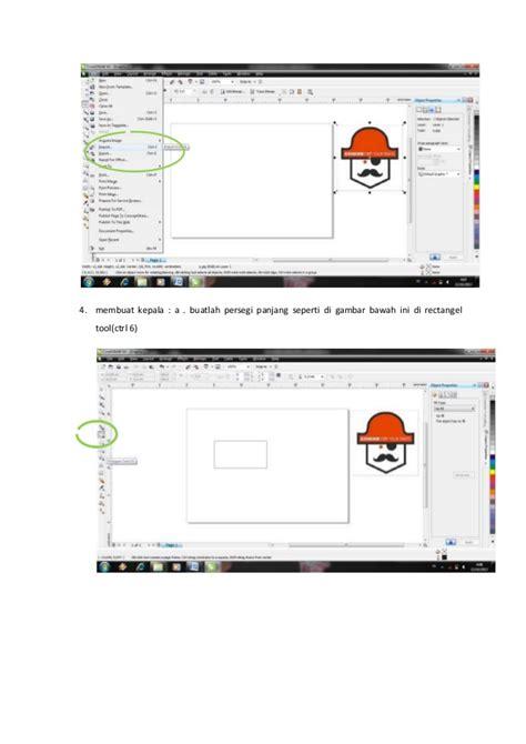 tutorial logo windows corel draw tutorial logo kick denim corel draw