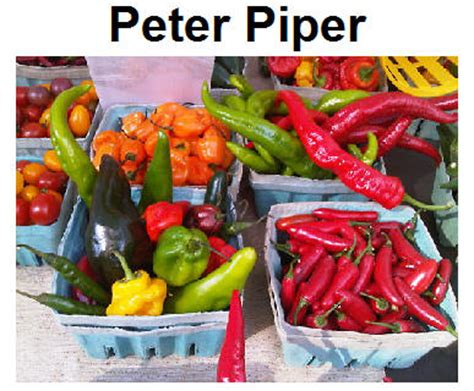 molokai girl peter piper picked a peck of pickled peppers new page 1 www proyectosalonhogar com