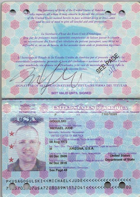 u s passport certificate of loss of nationality canceled us passport