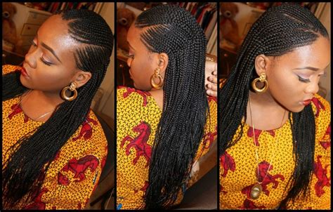 tiny ghana weaving hairstyles ghana braids check out these 20 most beautiful styles