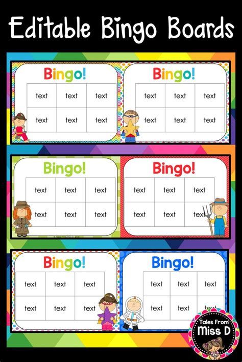 bingo card template powerpoint 1000 images about educational finds and teaching