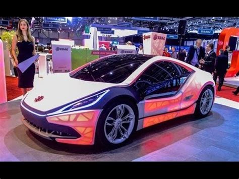 Bosch Auto by Bosch Concept Car At The 2016 Ces Show