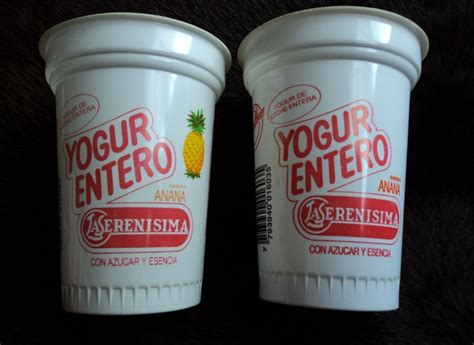 billiken yogurt yogur entero pincho