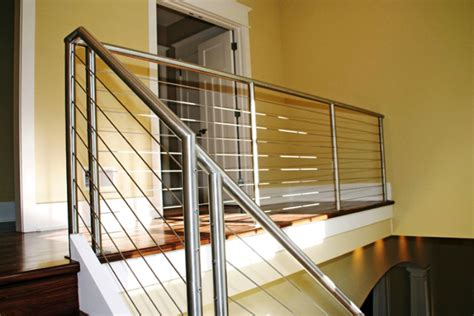 Cable Stair Railing Cable Railing
