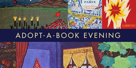 Adopt A Book by You Re Invited Adopt A Book Evening Smithsonian
