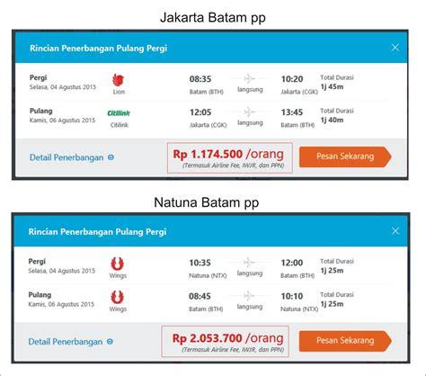 Tiket Promo Jakarta Bali Pp 4 tulisan perantau natuna berduka bukti bahwa natuna dan pulau pulau terluar lainnya masih
