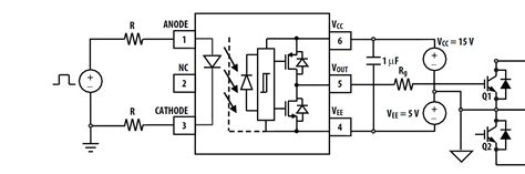 calculate resistor for optocoupler optocoupler resistor 28 images optoelectronics how to calculate exactly resistors values of