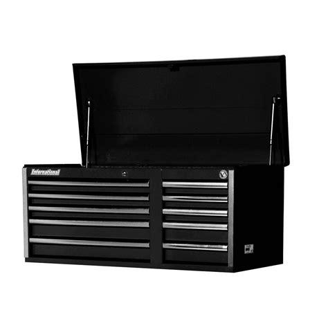 Husky 7 Drawer Tool Chest by Husky 26 In W 9 Drawer Tool Chest H9ch3 The Home Depot