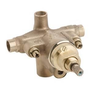 symmons temptrol tub shower pressure balancing valve