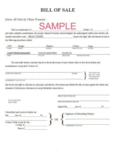 free colorado boat trailer bill of sale form pdf word