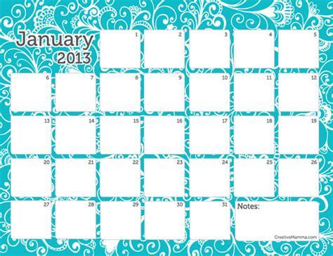 Calendarios Personalizados Para Imprimir Calendarios 2013 Para Imprimir Kabytes