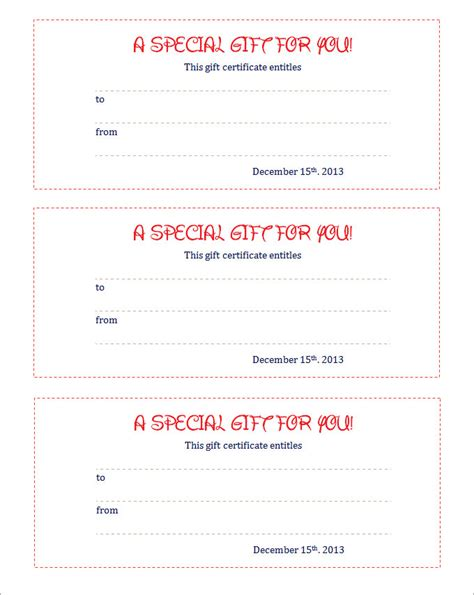 Coupon Format Template by Doc 530322 Blank Coupons Templates 16 Coupon Templates
