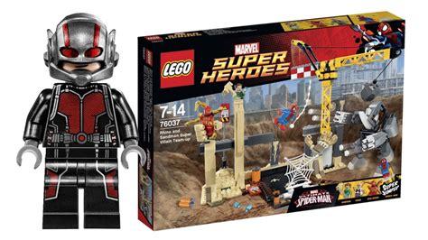 Set 3in1 Batman Vs Spider lego heroes summer 2015 sets pictures