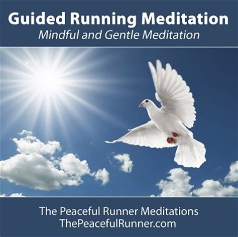 mindful running how meditative running can improve performance and make you a happier more fulfilled person books mindful and gentle guided running meditation