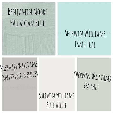 sea salt vs palladian blue our interior paint colors white for all the base boards and crown moulding knitting
