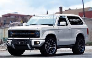 new ford bronco concept this is what it looks like