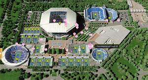 where do i eat at the us open grand slam tennis tours