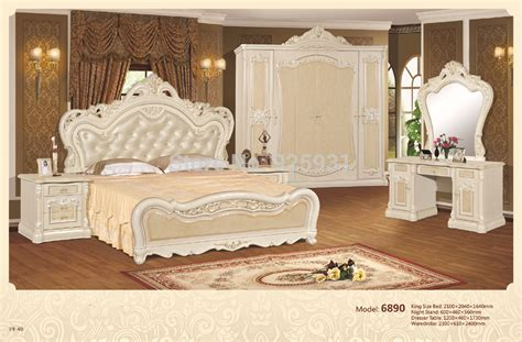luxury king size bedroom sets no 6890 luxury bedrom euro desgine bedroom furniture 5 pcs