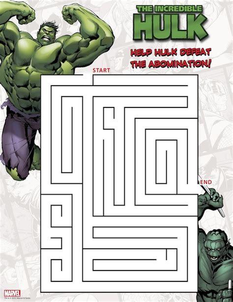 printable batman maze 9 best images of superhero mazes printable printable