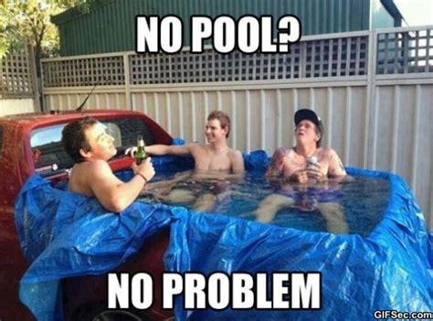 Pool Boy Meme - no problem