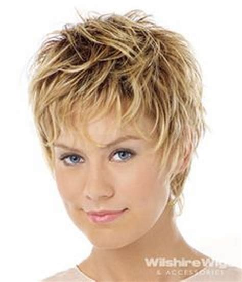 very short feathered hair cuts short haircuts for thick coarse hair