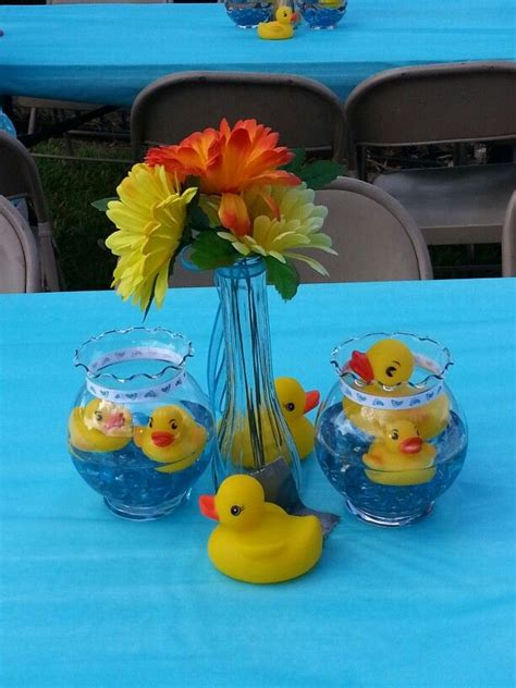 Ducky Baby Shower Decorations by 96 Best Baby Shower Ideas Images On Globe
