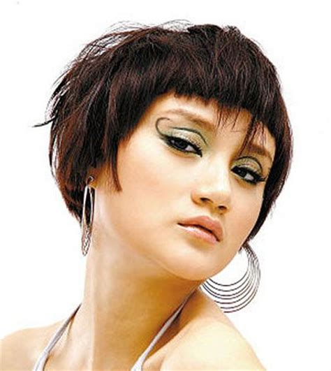 nice koran hairstyles good asian short haircuts short hairstyles 2016 2017