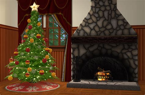 sims 3 christmas decor cc mod the sims tree update 12 19 2015