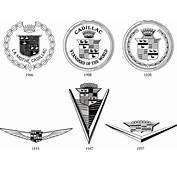 1956 Cadillac Logos  Logo History From 1906 To
