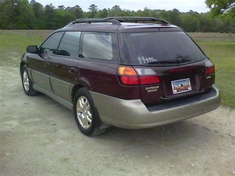 tan subaru outback buy used 2000 subaru outback limited wagon 4 door 2 5l in