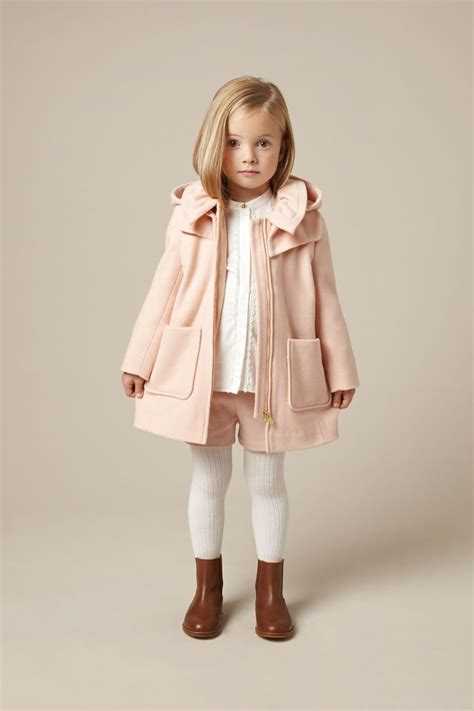 chloe chic kidswear images from fall winter 2015 girl