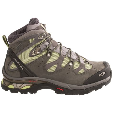 salomon comet 3d tex 174 hiking boots for save 42